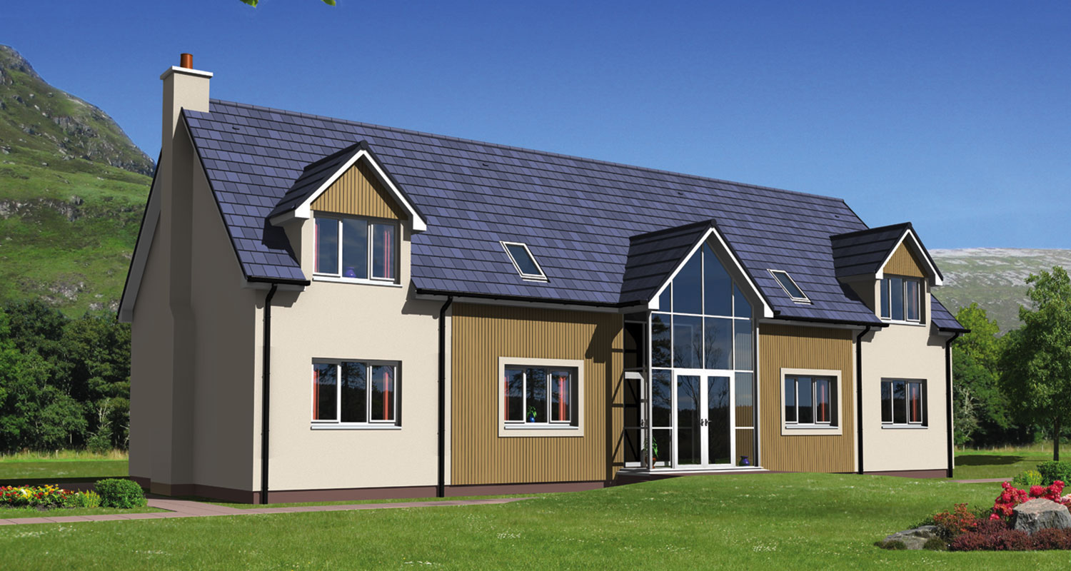 norscot timber frame kit homes