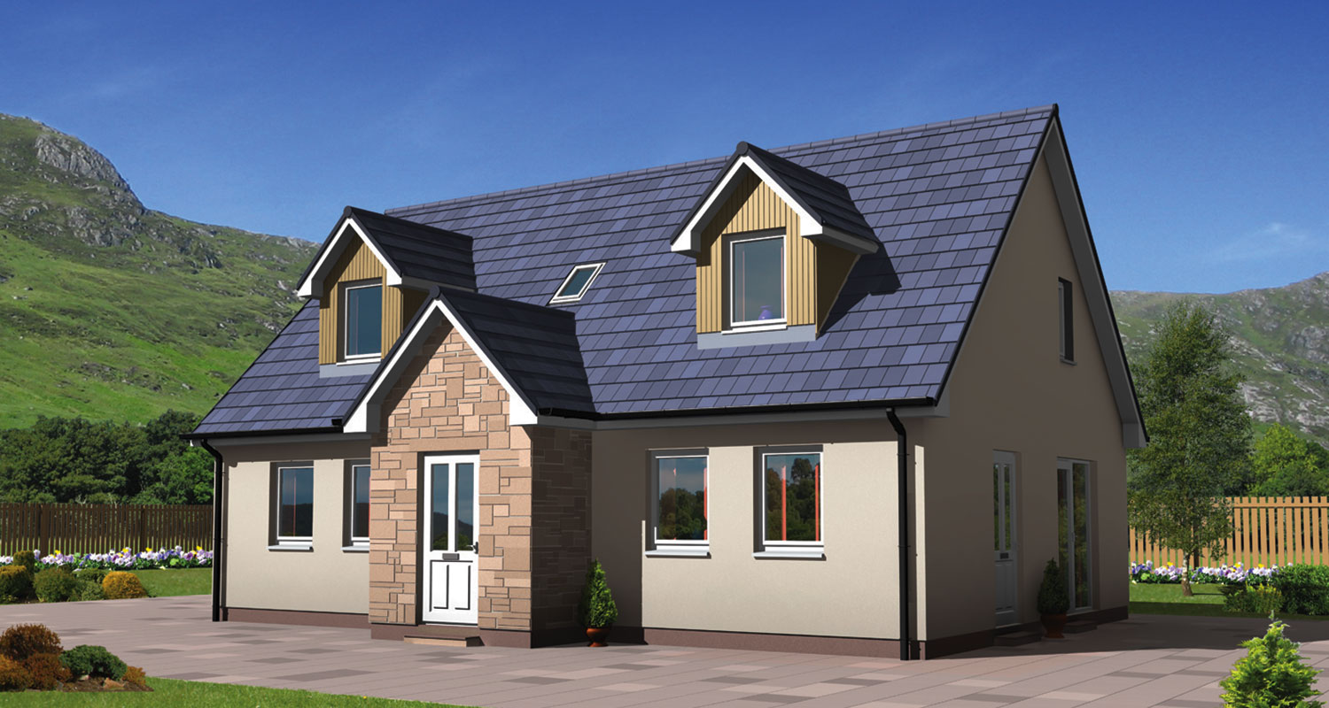 Kit home designs timber frame kit homes by norscot for Small new build homes