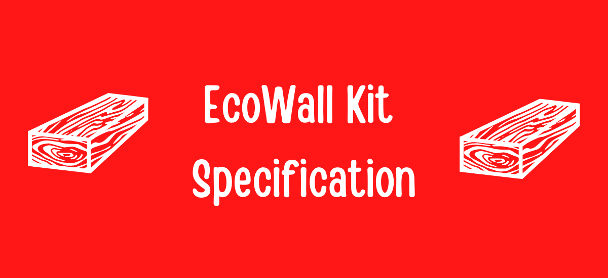 EcoWall Kit Specification